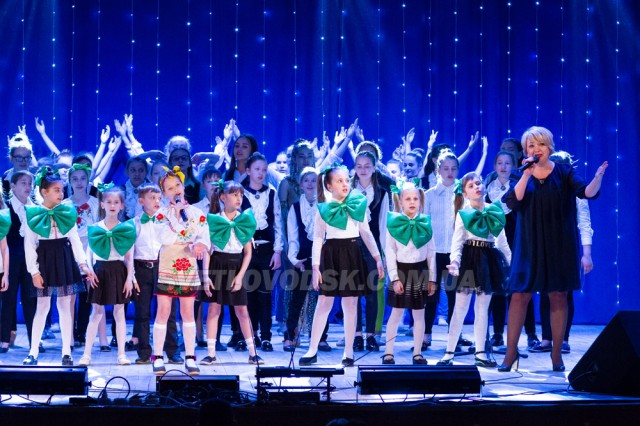 Під вигуки «Браво!» пройшов звітний концерт Дитячої школи мистецтв