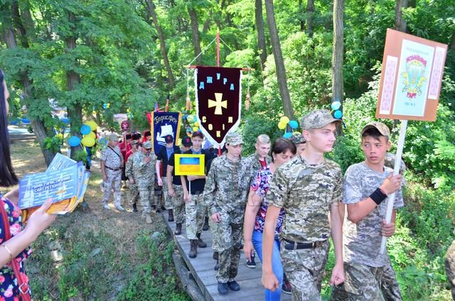 Команда «Благодать» — переможець II етапу Всеукраїнської військово-патріотичної гри «Сокіл»