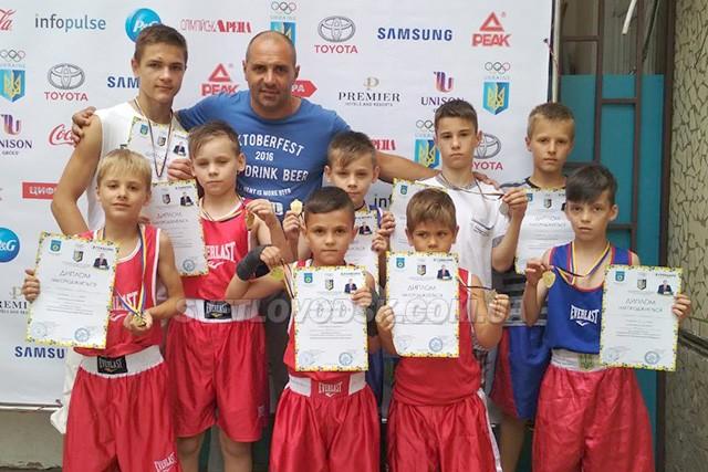 Вітаємо боксерів Світловодська з новими перемогами
