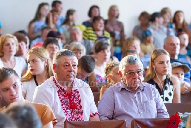 День села Подорожнє відсвяткувало з борщем