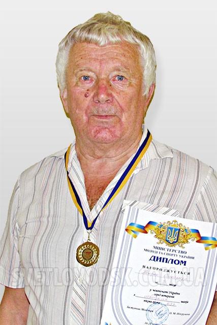Олександр Бендюк виконав норматив кандидата у майстри спорту з шахів