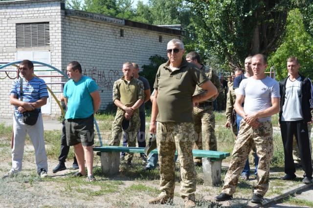 Світловодськ попрощався з захисником України — Дмитром Ремезасом