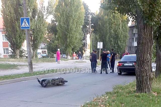 ФОТОФАКТ: ДТП на вулиці Бойка