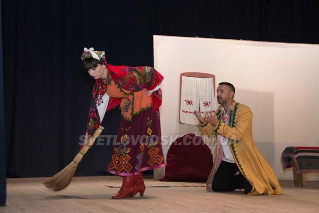 Народному аматорському театру «Амбіція» — 55!
