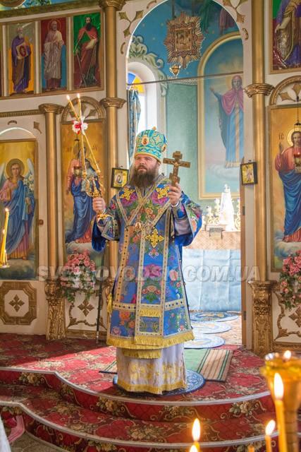 Храмове свято церкви Різдва Пресвятої Богородиці