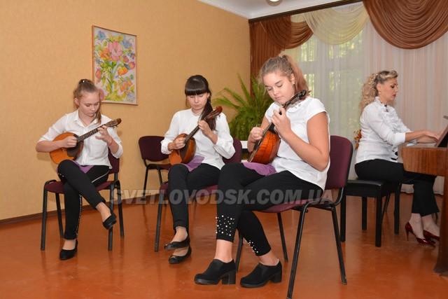 Дитяча школа мистецтв відзначила Міжнародний день музики концертом
