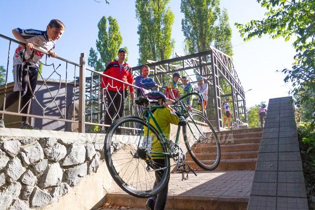 Світловодськ приймає другий етап Кубку України з велокросу
