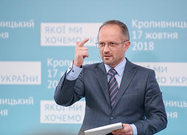 Безсмертний: Українцям потрібний закон про зброю