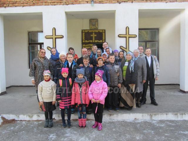 Свято Покрови у селі Калантаєв