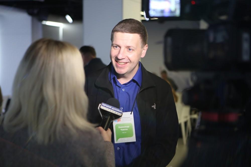 Олександр Човган, co-founder RIA, hotels24.ua, 20minut.ua, MoeMisto.ua