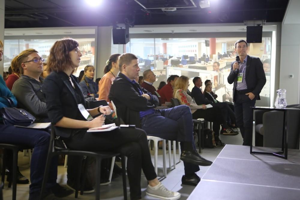 Олег Горобець, RIA Media