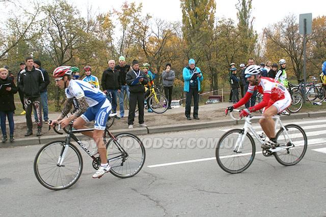 Велоперемоги у Кременчуці