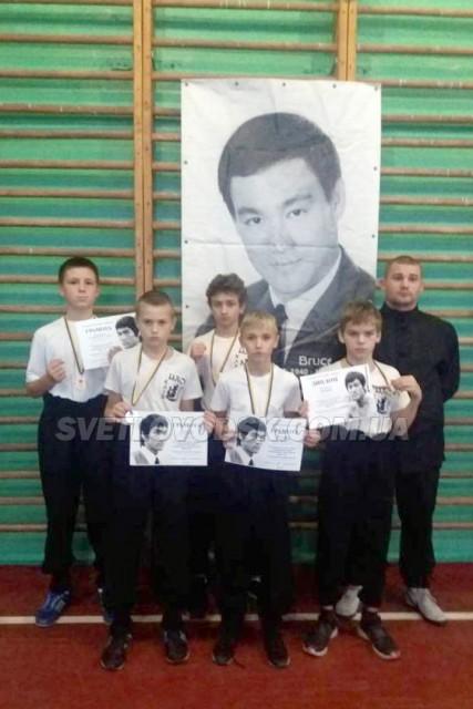 Вихованці ЦВПВ «Хортинг» — призери Чемпіонату України з китайського боксу