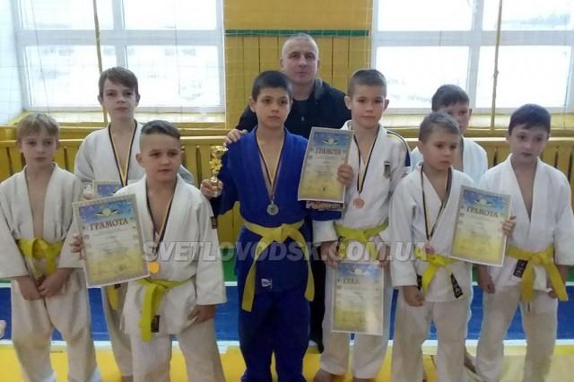 Дзюдо: титул чемпіона і чотири бронзи