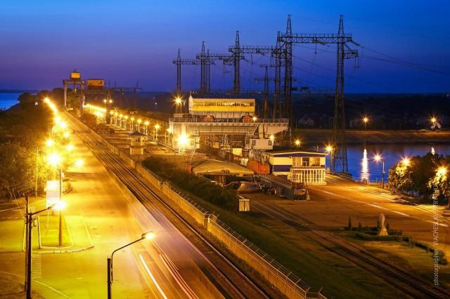 5 грудня — 59 років з дня пуску першого гідроагрегата Кременчуцької ГЕС