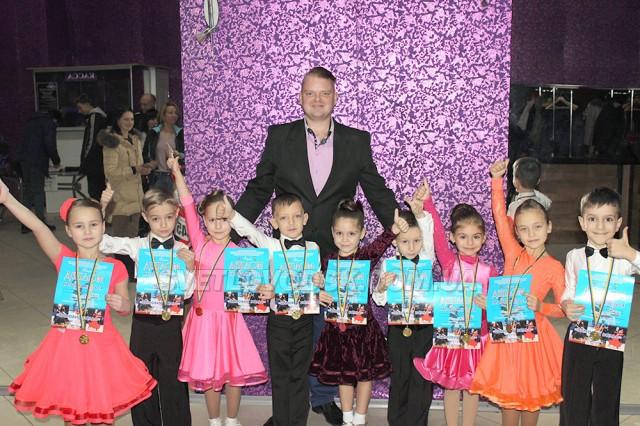 «Зимовий вальс 2018» приніс чимало перемог колективу «Steep Dance»