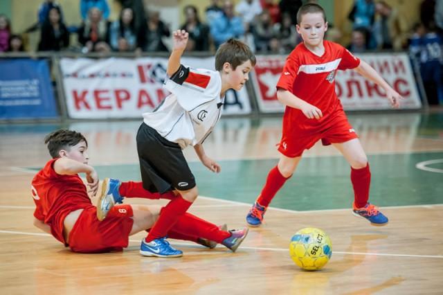 АФІША: Третій тур чемпіонату України з футзалу серед юнаків (ДОПОВНЕНО)