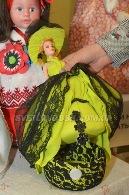 Лялькова майстерня Вікторії Бакути