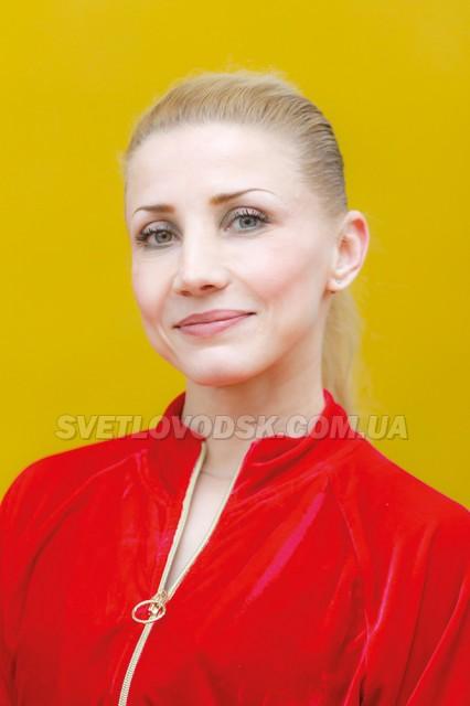 Софія Стаценко про художню гімнастику як поезію