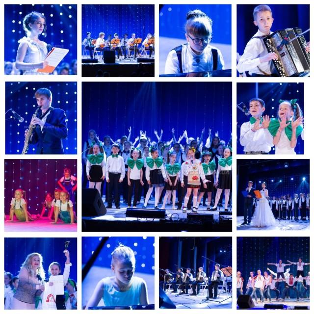 АФІША: Звітний ювілейний концерт дитячої школи мистецтв