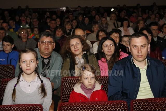 Звітний концерт ансамблю «Вогник» відбувся з благодійною метою