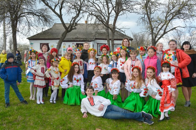 Етнографічний фестиваль «Весняні барви Світловодщини»