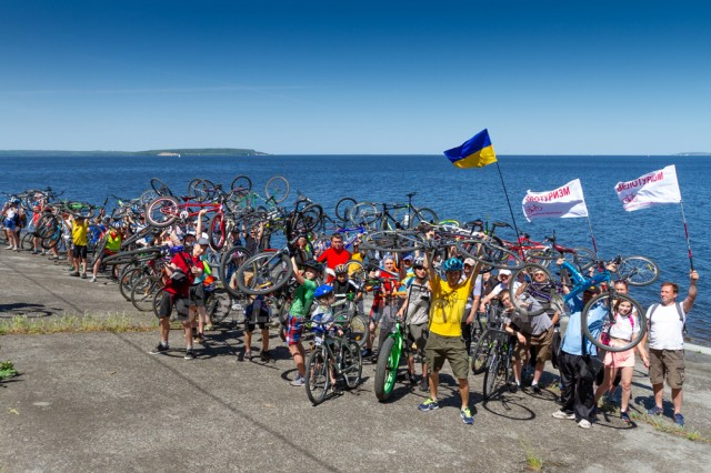 У Світловодську відбудеться святковий велопарад до Дня Державного Прапора України