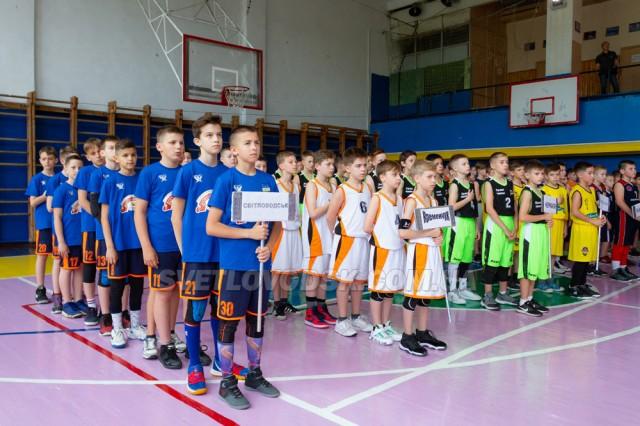 Баскетбольний турнір «Весна 2019» у Світловодську