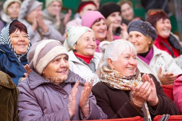 Олесь Довгий: «Захист прав людей похилого віку має стати нормою»