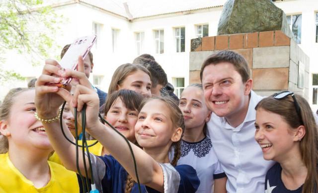 Олесь Довгий: «Наше завдання — зробити так, аби молодь хотіла жити в Україні»