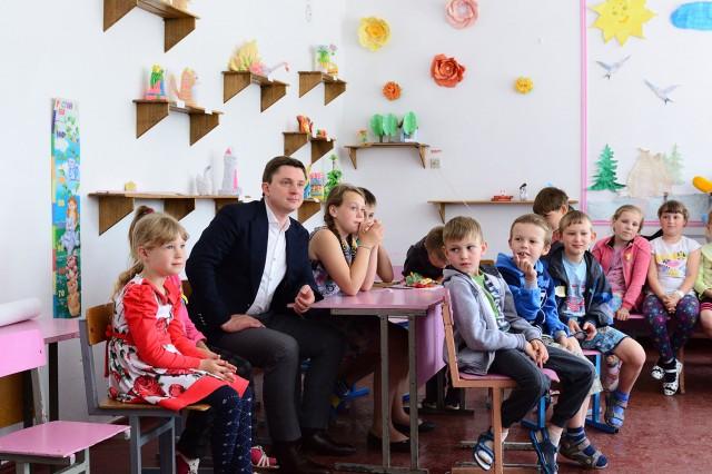 Олесь Довгий: «Ми вміємо залучати кошти для системного розвитку освіти»