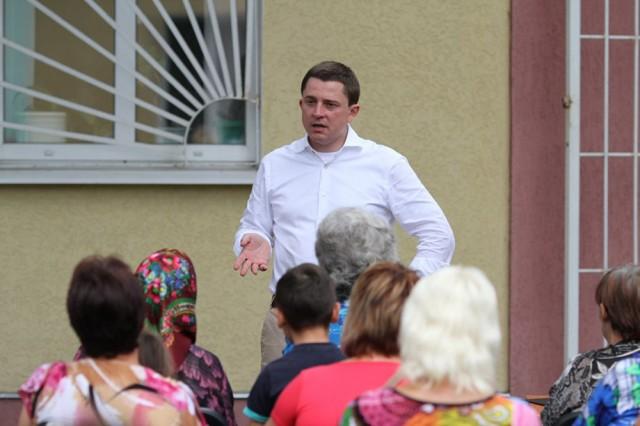 Олесь Довгий: кожен український пенсіонер заслуговує жити гідно, а не ходити з простягнутою рукою