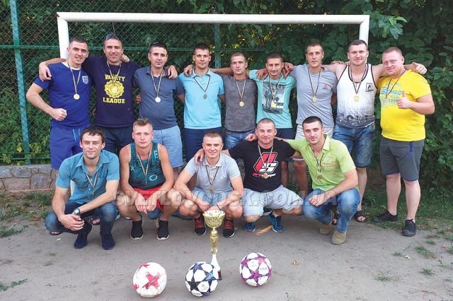 Футболісти Світловодського району визначилися з переможцем