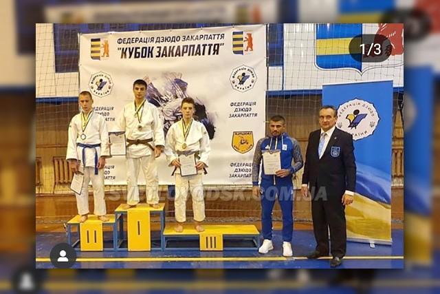Станіслав Рибін зі Світловодська увійшов до збірної України з дзюдо