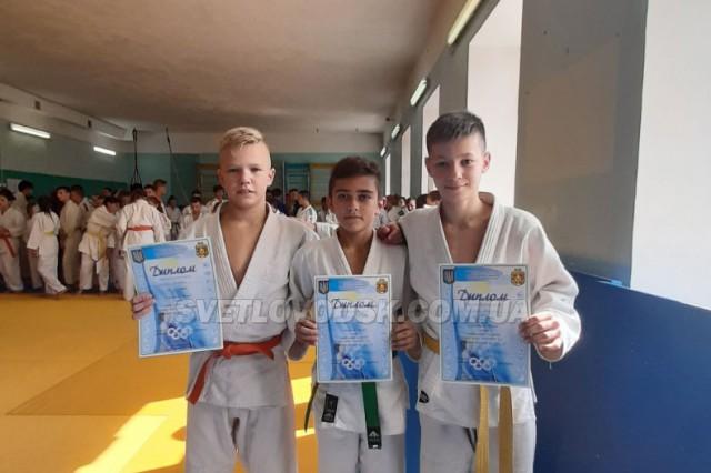 Данило Щербина зі Світловодська — чемпіон з дзюдо