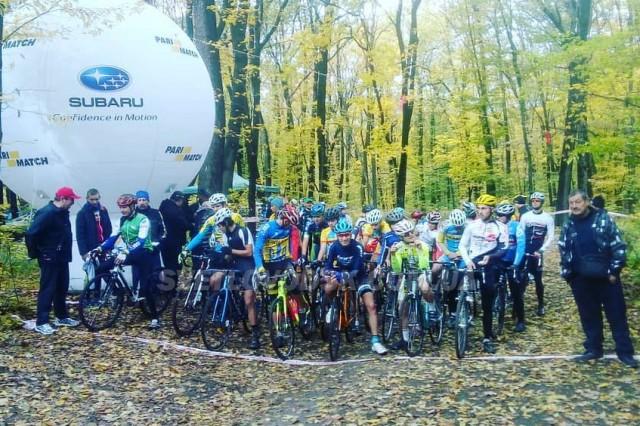 Всеукраїнські змагання з велоспорту у Знам'янці