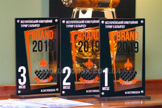 Турнір з більярду у «Бренді»: щільність і концентрація чемпіонів та майстрів спорту зашкалювала