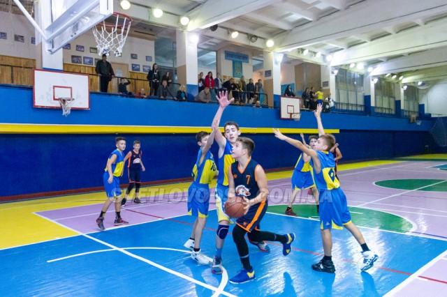 Півфінал Чемпіонату України з баскетболу – у Світловодську!