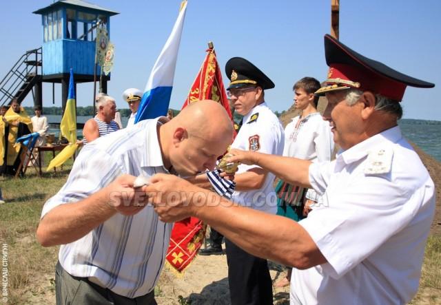 Віднині є козаки і у Світловодську!
