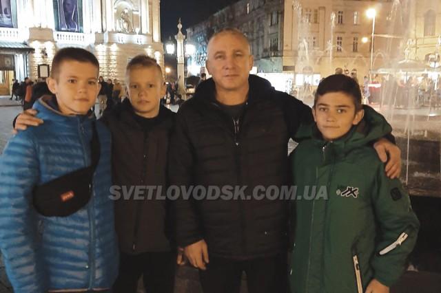 Данило Щербина — бронзовий переможець всеукраїнського турніру з дзюдо