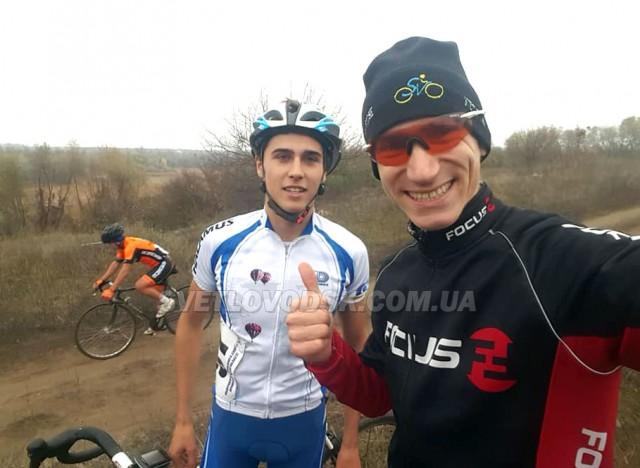 Чемпіони велосипедних змагань