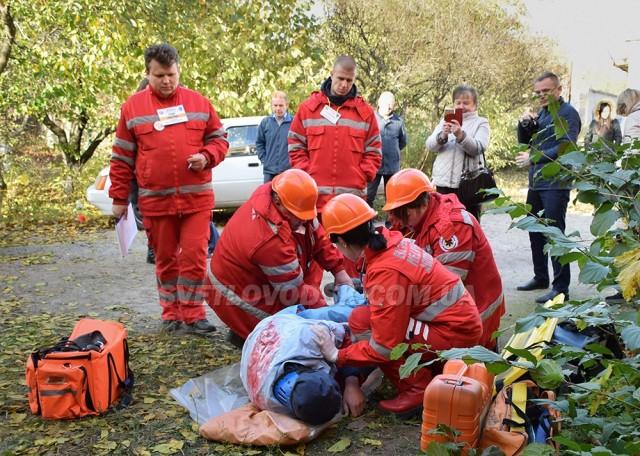 Лікарі з Світловодська стали переможцями ІІ обласного чемпіонату бригад екстреної медичної допомоги