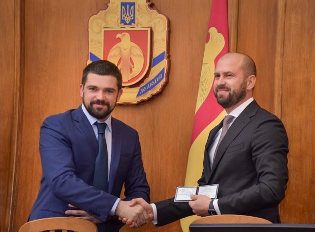Голова облдержадміністрації Андрій Балонь назвав пріоритети та ключові завдання