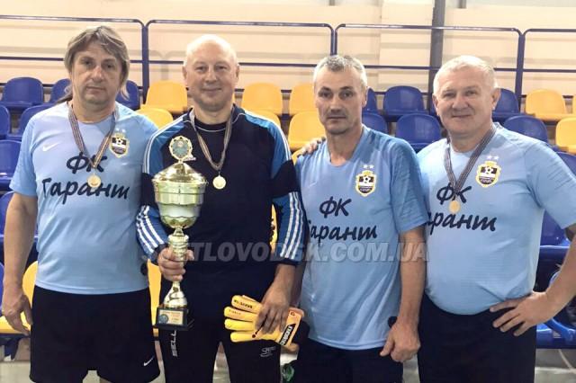 Заніздра, Чирочка, Нотаріус, Сербин у складі ВФК «Гарант» змагалися за Кубок України