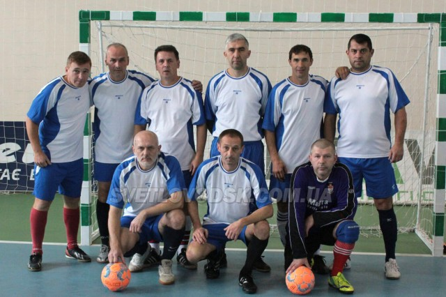 Ветерани футзалу знову у фіналі Кубку України