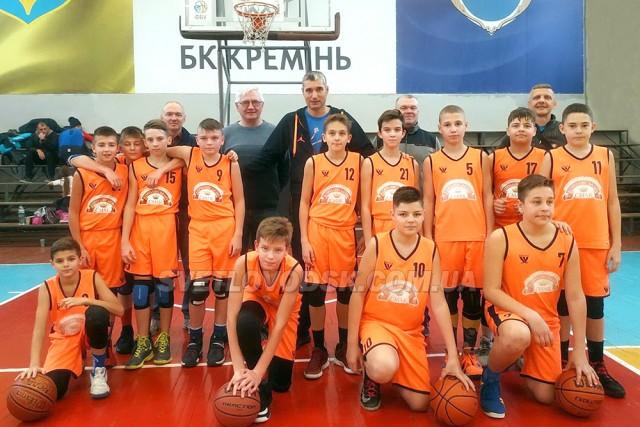 «КДЮСШ-Комети» взяли гору над Кривим Рогом, Нікополем та Кременчуком