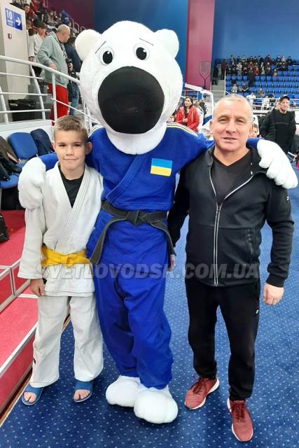 Іван Задніпрянець та Данило Щербина — бронзові призери у Запоріжжі