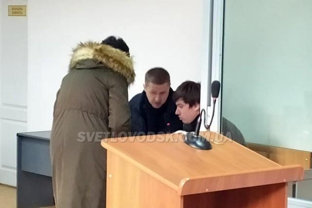 ФОТОФАКТ: У суді розглядається справа Олександра Яременка (ДОПОВНЕНО)