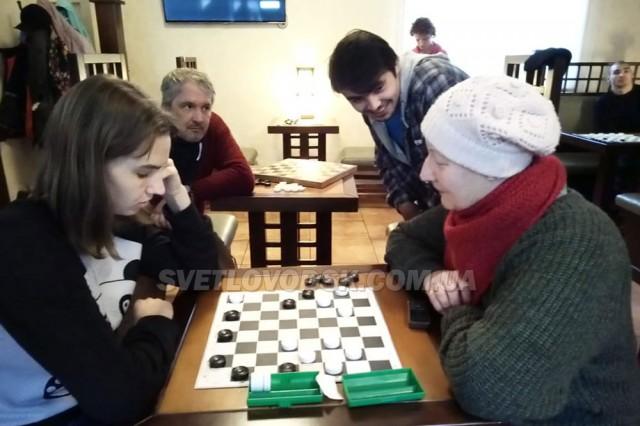 Шашковий турнір серед добрадівців