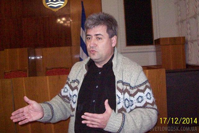 Помер Михайло Касьянов
